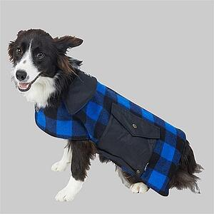 swanndri dog jacket