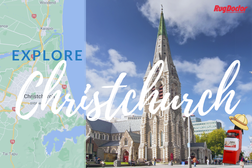 5 Spots to Visit in Christchurch: The Great NZ Road Trip