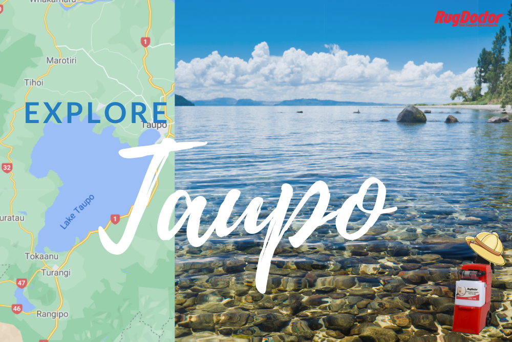 5 Spots to Visit in Taupo: The Great NZ Road Trip