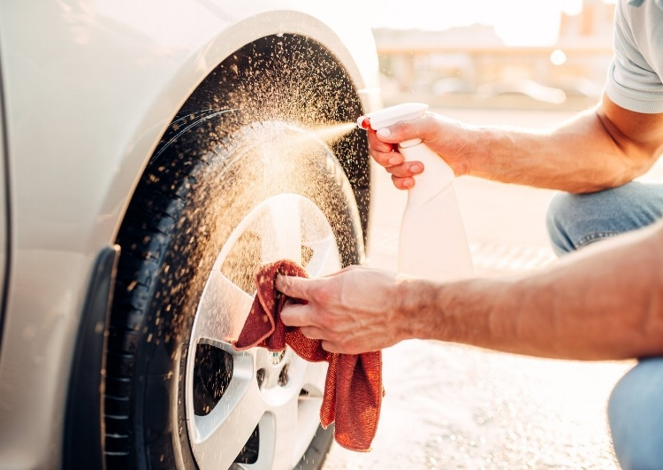 Give Your Car a Spring Makeover
